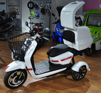 new custom room service food vehicles 3 wheel electric tricycle