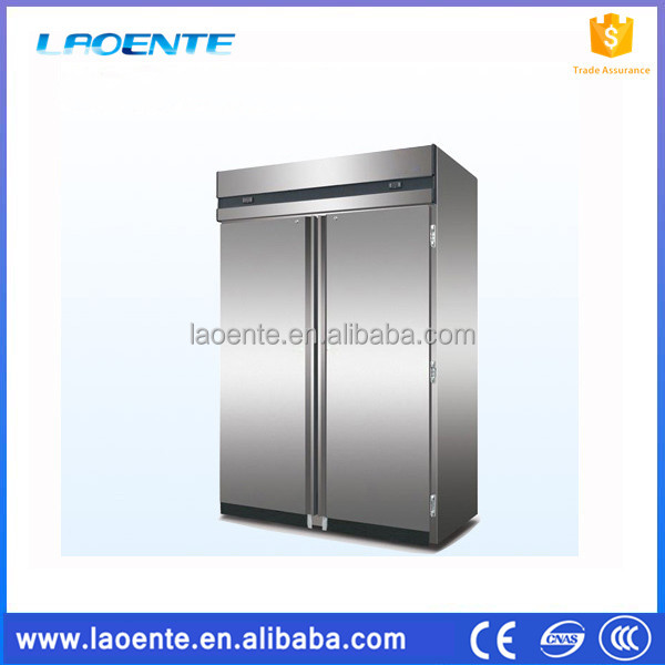 Frozen Food Kitchen Freezer Stainless Stain Fridge With CE Certification