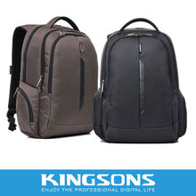 "2012 Latest design fashion high end 15.6"" nylon laptop computer backpack"
