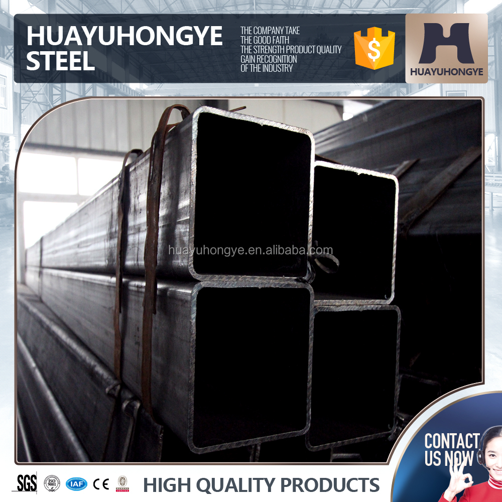 construct use erw Q235 square steel pipe