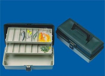 Plastic Fishing Box