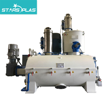 Dust Free PVC Dry Powder High Speed Mixing Machine
