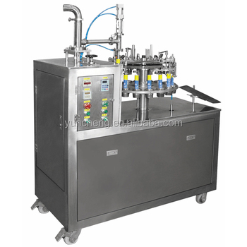 Silicone Filling and Sealing Machine