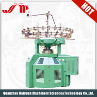 High Speed Computerized Knitting Machine Electric Knitting Machines Flat Knitting Machine