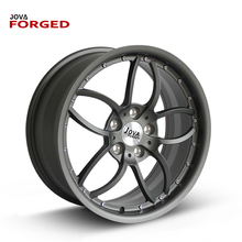 Electroplated car Alloy forged wheel customized aftermarket