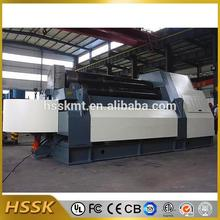 HSSK-Comply SGS Technical Support spiral plate rolling machine