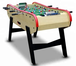 French style foosball game soccer table