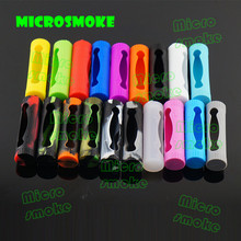 New Carrying silicone case/skin/sleeve/cover/enclosure/holder for 18650 battery highest capacity lithium ion 18650 battery 3.7v