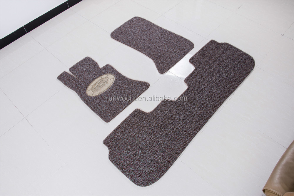 PVC coil car flooring mat