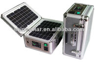2012 New Design Portable Solar Power System for Home Use SN-PSK30