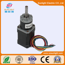36V Brushless dc Gear Motor used in Fan and boat