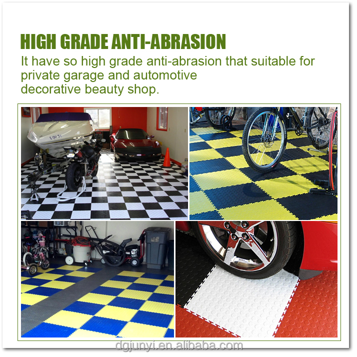 High Quality PVC Fitness Club Floor Provider