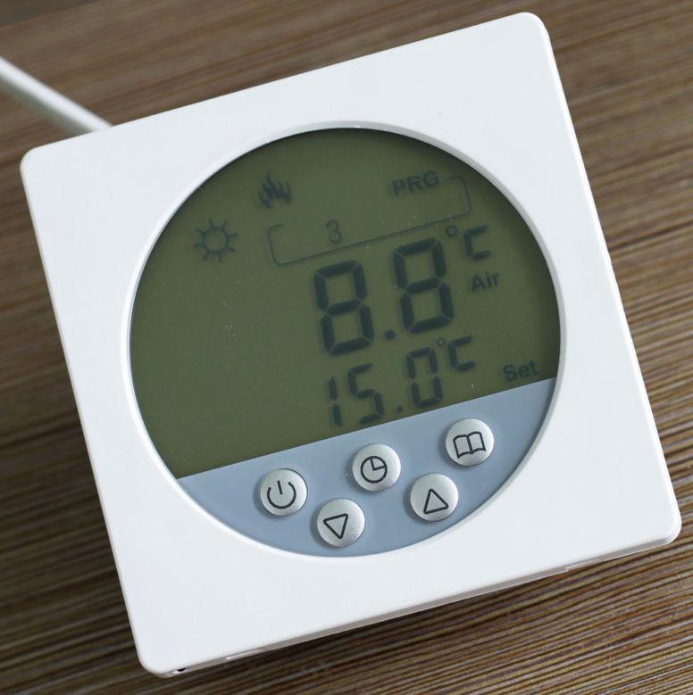 neue fu bodenheizung thermostat 16a bodenheizungssystem und teile produkt id 1868084404 german. Black Bedroom Furniture Sets. Home Design Ideas