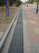 Trench cover- bar gratings