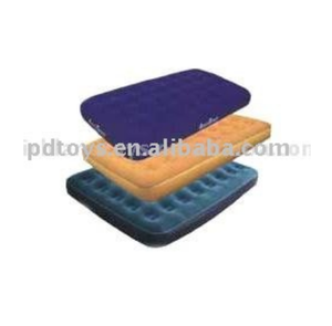 Inflatable Flocked Air Bed,inflatable mattress,inflatable bed