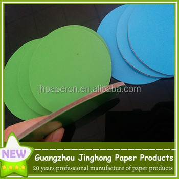 food grade gold and silver doulble side coated cardboard cake pad
