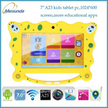 Cheapest 7 inch android mid smart tablet pc for kids custom tablet manufacture