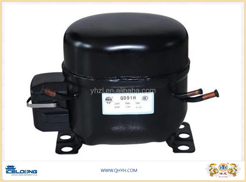 aftersale support refrigerator compressor r134a