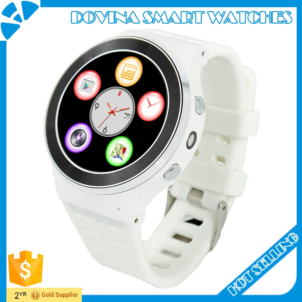 2016 new fashion healthy GPS GPRS WIFI mini personal gps tracker watch for the elder D99
