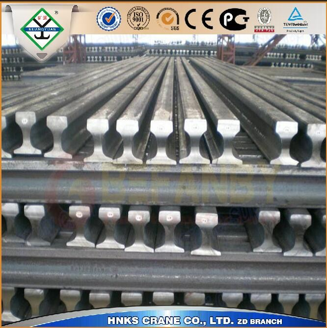 Low price Steel crane rail, Steel rail for gantry crane