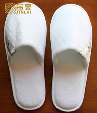 hot selling 5 star mens velvet Hotel Bedroom Slippers
