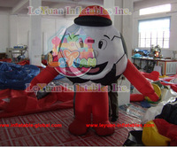 moving pictures cartoons/inflatable moving cartoon advertisement