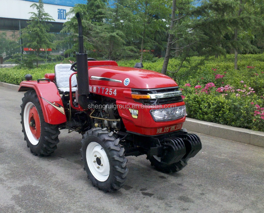 factory supply new model 18hp/20hp/25hp/30hp small tractor/garden tractor/farm mini tractor