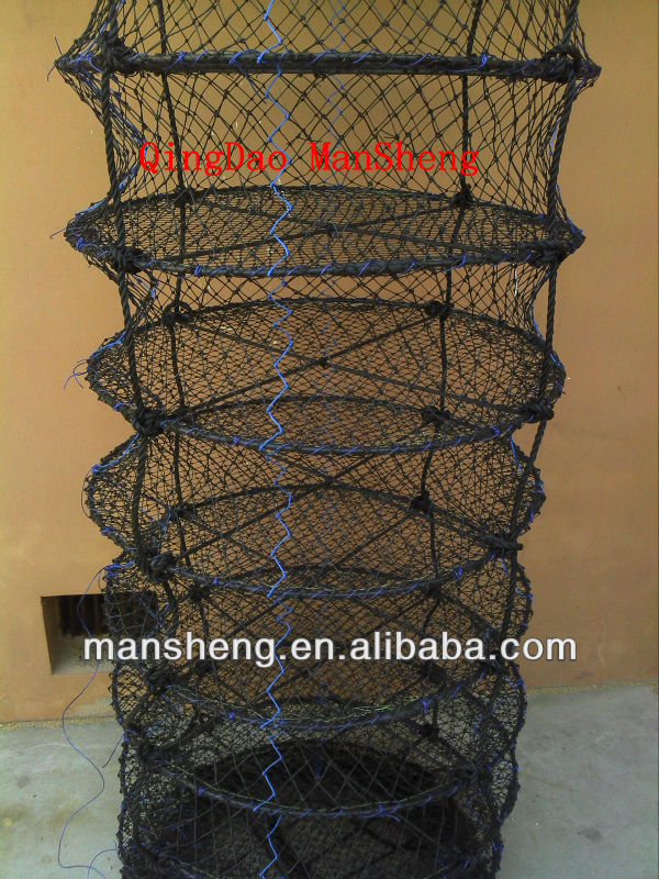 fish trap for shellfish scallop/oyster farming