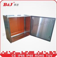 stainless steel box IP66/stainless steel enclosure/stainless steel switch box