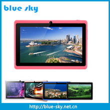7inch high quality hot selling promotional products dual core cpu tablet pc
