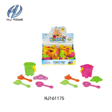 Hot sale summer outdoors toys plastic beach toys for kids