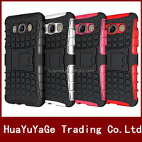 phone cases Rugged Hard Robot Back Cover Stand Holder kickstand case for Samsung Galaxy J510 J5 2016