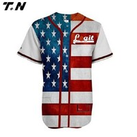 Wholesale Custom Cheap Sublimation Baseball Jerseys China
