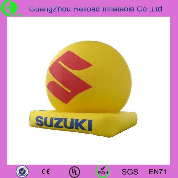 Wholesale Sales Promotion customized inflatable pig balloons/ inflatable yellow balloons for Wholesale Sales Promotion