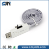 Original TPU /pvc usb cable otg usb flash drive 2 in 1 usb cable on promotion