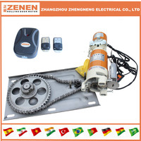 rolling electrical shutter door opener price off motor/automatic sliding door motor engine