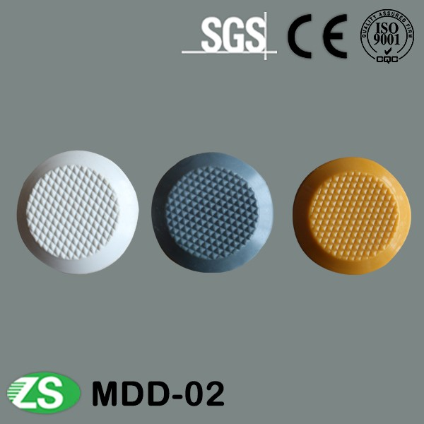ZS 304 Stainless Steel Or Plastic Tactile Studs Indicator