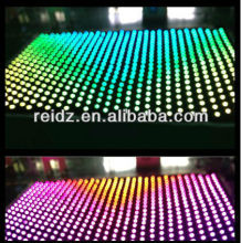 led star cloth backdrop for high heels shoe party decoration