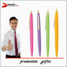 Promotional Bic Clic ball Pen with customized logo