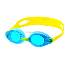 Junior Classic Silicone Swimming Goggles