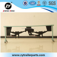 trailer german type mechanical suspension suspension kits for box trailer