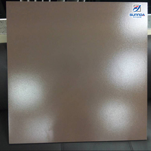 24x24 high quality new model flooring rustic smooth finish discontinued glazed brown porcelain tiles with price in vietnam