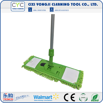 2016 Newest wet and dry floor mops and brush