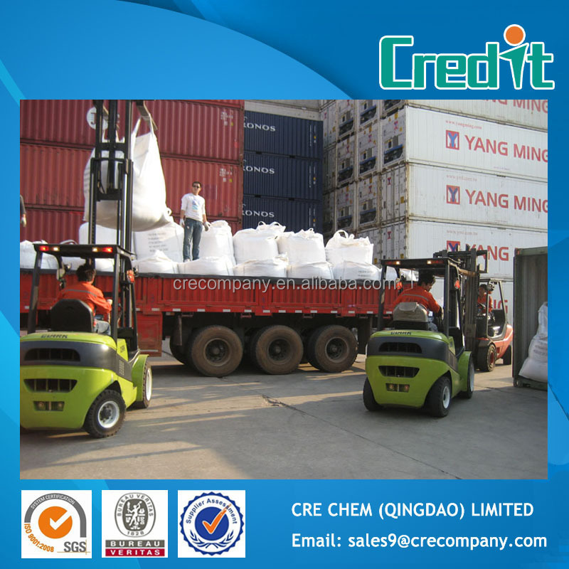 Calcium chloride 74% flake as ice & snow melting agent