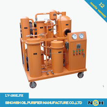 Automatic Reverse Stainless Steel Filter Elements Lubrication Oil Filter Washing System
