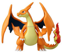 customized action figures/pokemon PVC figure/OEM Plastic figure
