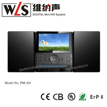 7' TFT SCREEN portable dvd player with tv tuner and radio