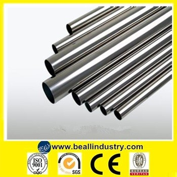 4 Inches 40mm Diameter Building Materials Stainless Steel Pipe/Tube With Mill Test Certificate on sale