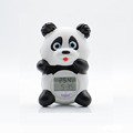 2017 Multifunction panda baby infant bath thermometer 3 colors backlight LCD plastic cartoon toy