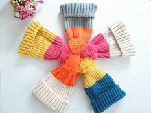 MS74896B New winter kids wholesale cheap knitted hats
